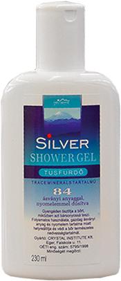 Silver Tusfürdő 230ml