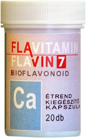 Flavitamin Calcium 60 db