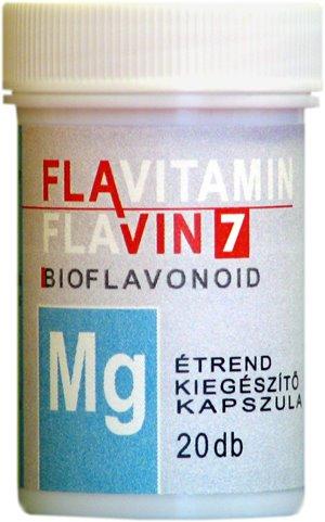 Flavitamin Magnézium 60 db