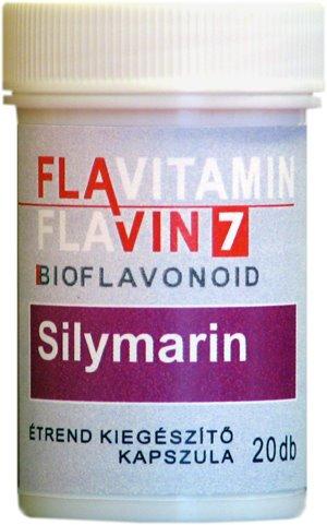 Flavitamin Sylimarin 60 db