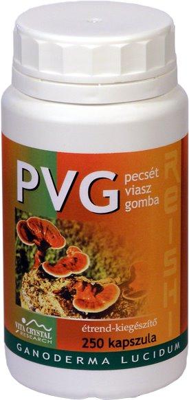 PVG kapszula-Ganoderma Lucidum 250 db