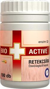 Bio+Active Retekcsíra kapszula 100db