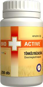 Bio+Active Tönkölybúzacsíra kapszula 250db