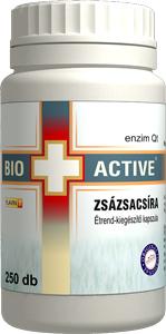 Bio+Active Zsázsacsíra kapszula 250db