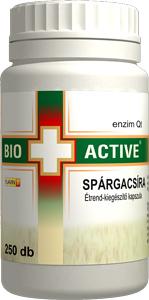 Bio+Active Spárgacsíra kapszula 250db