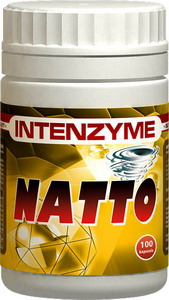 Natto Intenzyme kapszula 100db