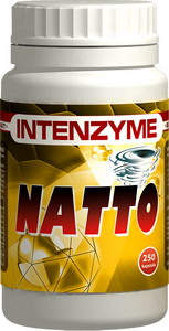 Natto Intenzyme kapszula 250db