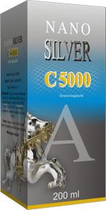 Crystal Silver Natur Power C5000 200ml