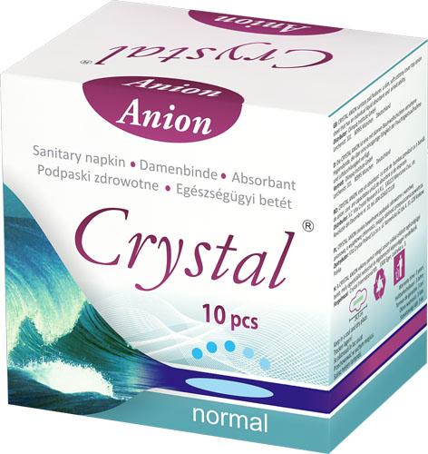 Crystal Anion Normál betét 10db doboz