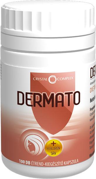 Crystal Complex Dermato kapszula 100 db