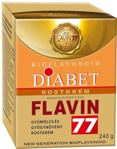 Flavin77 Specialized Diabet rostkrém 240g