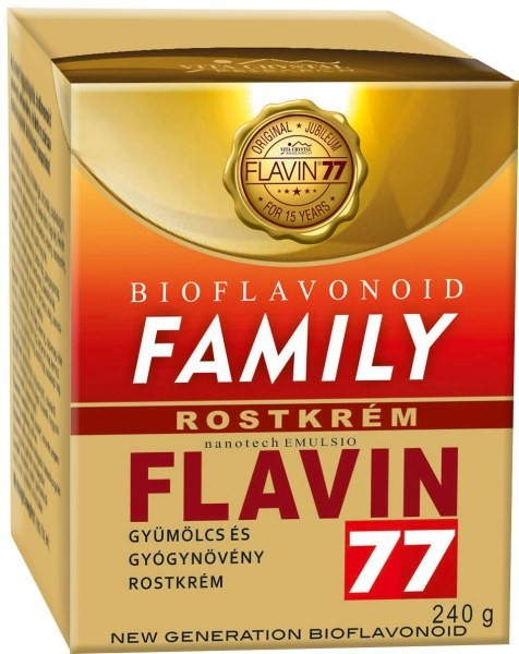 Flavin77 Specialized Family rostkrém 240g