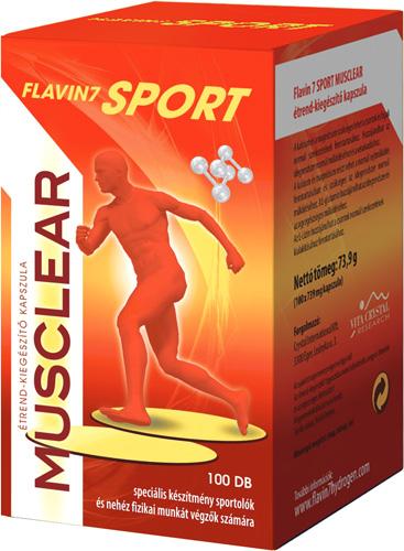 Flavin7Sport Musclear 100db