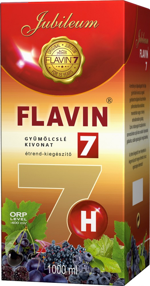 Flavin7 Jubileum ital 1000ml specialized