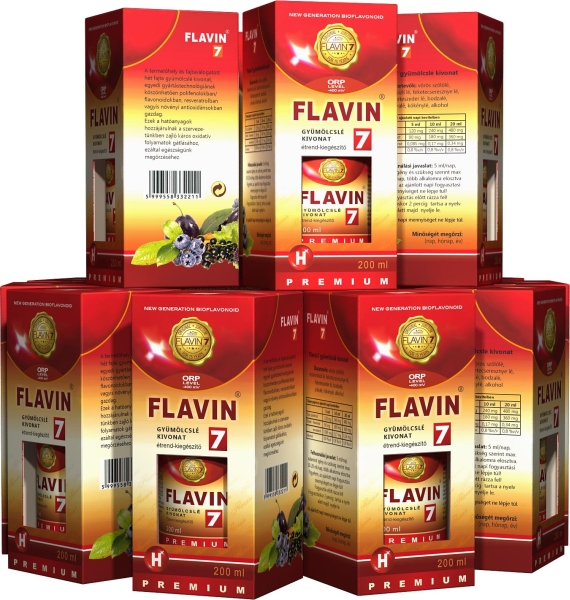 Flavin7 Premium ital 200ml x8db specialized