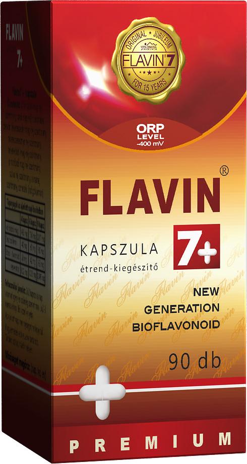 Flavin 7+Prémium kapszula 90db