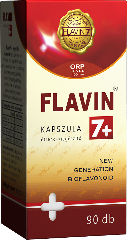 Flavin 7+kapszula 90db