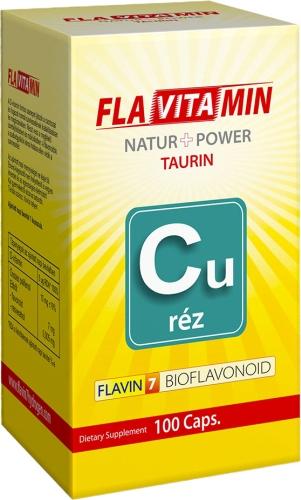 Flavitamin Réz 100 db