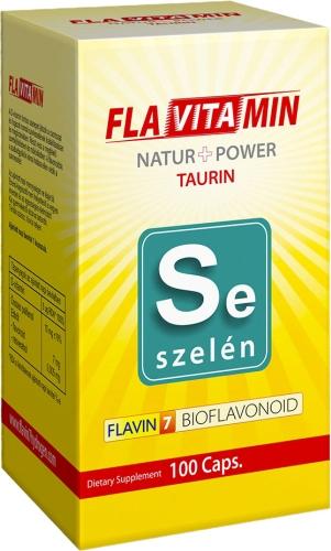 Flavitamin Szelén 100 db