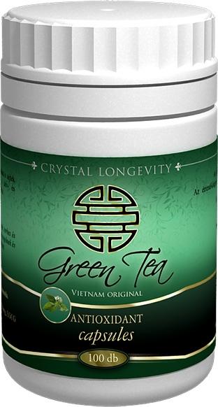 Green Tea 100 db kapszula