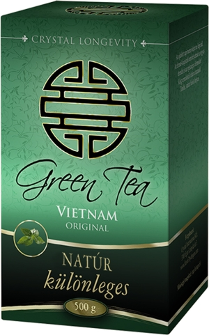 Green Tea Natúr 500g