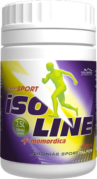 Isoline + Momordica 450g izotóniás sportitalpor