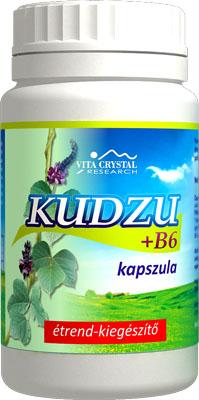 Kudzu+B6 kapszula 250db