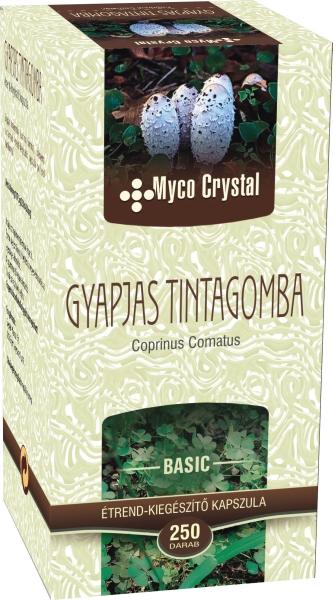 Myco Crystal Gyapjas tintagomba kapszula 250db