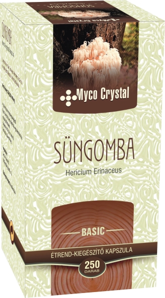 Myco Crystal Süngomba kapszula 250db