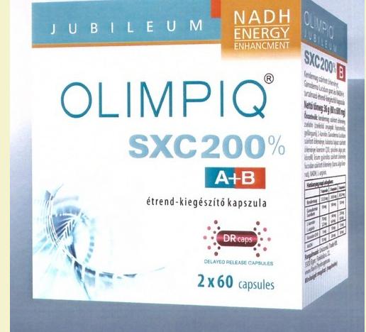 Olimpiq SXC Jubileum 200% 60db - 60db