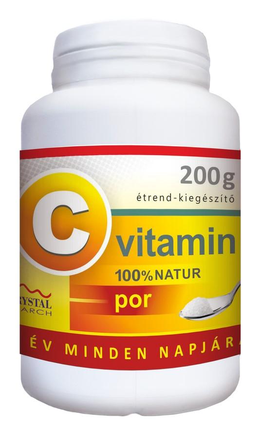 C-vitamin 100% Natur por 200 g