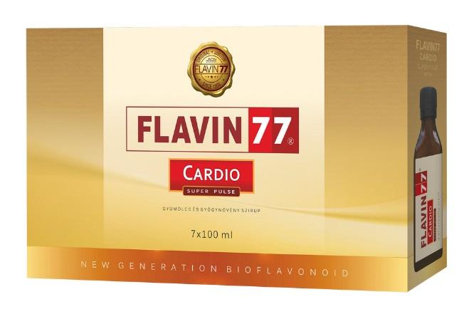 Flavin77 Cardio 7x100ml
