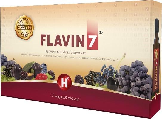 Flavin7 7x100ml