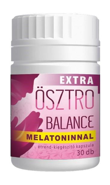 Ösztro Balance Extra melatoninnal 30db kapszula