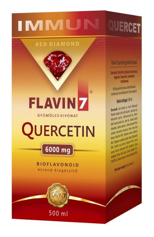 Flavin7 Quercetimmun 500 ml