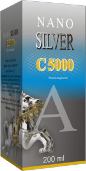 Crystal Silver Natur Power C5000 200ml