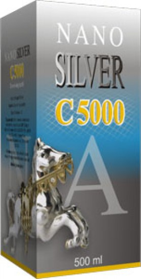 Crystal Silver Natur Power C5000 500ml