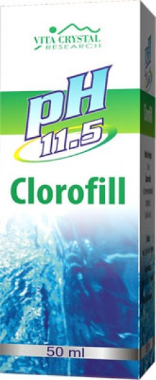 pH 11,5 Clorofill 50ml