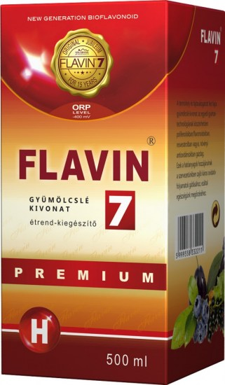 Flavin7 Premium ital 500ml specialized