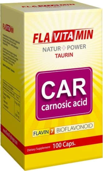 Flavitamin Carnosic A 100 db