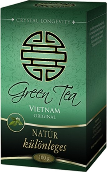 Green Tea Natúr 100g