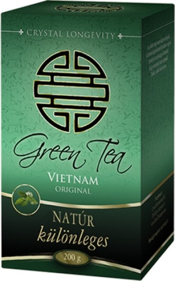 Green Tea Natúr 200g