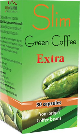 Slim Green Coffee Extra 30db